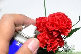 silk flower 3 ways to clean silk flowers wikihow