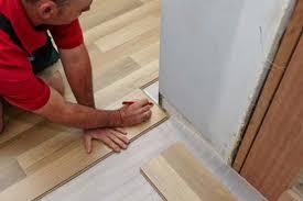 Laminate Flooring Diy How To Lay Laminate Flooring Video Bunnings Warehouse