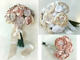 vintage bouquets vintage pin wedding bouquets