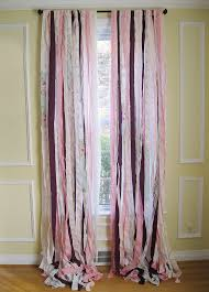 Boho Window Curtains Boho Window Curtains Bohemian Ribbon Curtains Shabby Chic