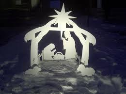 outdoor nativity o holy christmas outdoor nativity set ecoscooteronline