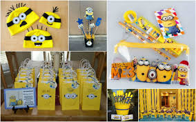 minion gift wrap how to organize minion themed birthday party goodly nest