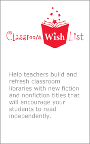 www wish list schools scholastic book fairs