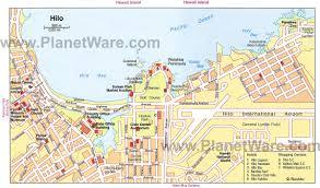 Hawaii World Map Hilo Hawaii Usa Cruise Port Of Call