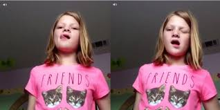 Young Girl Meme - vine s latest meme is a 10 year old called hood jam connie the