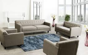 Modern Leather Sofa Black Furniture Fascinating Mid Century Sofas For Comfy Home Furniture