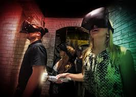 how scary is halloween horror nights universal plans virtual reality experience for halloween horror