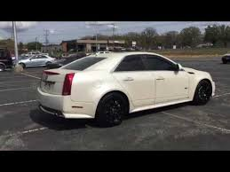 cadillac cts v 2009 for sale 2009 cadillac cts v supercharged for sale at dlux motorsports in