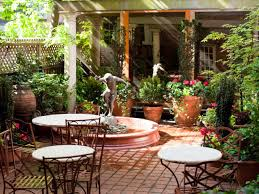 Courtyard Garden Ideas Optimize Your Small Outdoor Space Small Outdoor Spaces Hgtv And