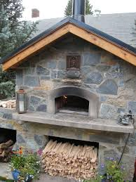 Outdoor Kitchen Designs With Pizza Oven by 814 Best Wood Fired Pizza Ovens Images On Pinterest Outdoor