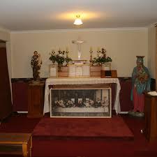Catholic Home Decor Home Chapels Catholic Home Design