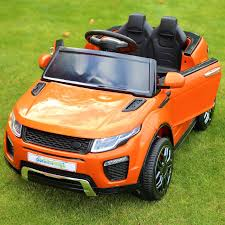 car jeep range rover evoque style 12v child u0027s electric ride on car jeep 6