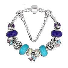 free charm bracelet images Suicide awareness charm bracelet aspire gear jpg