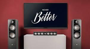 true sound home theater surround sound polk audio