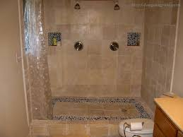 bath shower ideas small bathrooms bathtub shower ideas glass enclosed steam with pony wall to