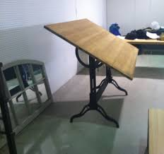 Industrial Drafting Table Furniture Antique Drafting Table Isis Drafting Table