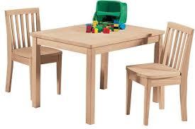 children u0027s table u0026 chair sets unfinishedfurnitureexpo