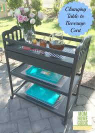 Compact Baby Changing Table After Baby Outgrew Changing Table Upcycled It Brilliantly