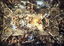 Ceiling Art Pietro Da Cortona The Barberini Ceiling