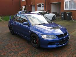 modified mitsubishi blue evo 9 400bhp sensibly modified mitsubishi lancer register