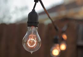 Edison Lights String by Illuminating Styles Patio Lanterns U0026 Outdoor Our Homes Magazine