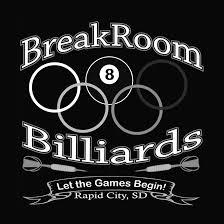 breakroom billiards rapid city
