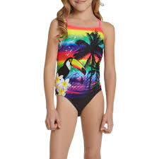 op girls u0027 tie dye swimsuit topoffersmall com