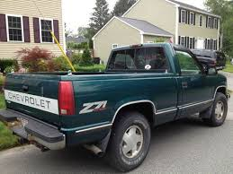 find used 1996 chevy silverado 1500 z71 4x4 regular cab fleetside