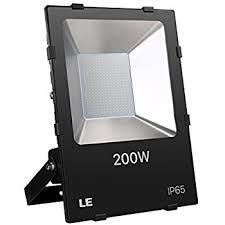 Brightest Outdoor Flood Light Le 200w Bright Outdoor Led Flood Lights 22000 Lumen