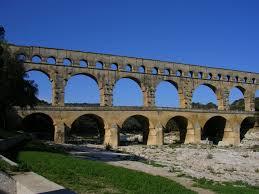 pont du gard france illustration ancient history encyclopedia