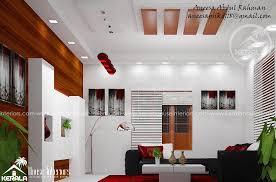 Kerala Home Interior Design Contemporary Home Living Room Interior Design