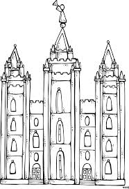 lds temple coloring pages enjoy this beautiful free temple