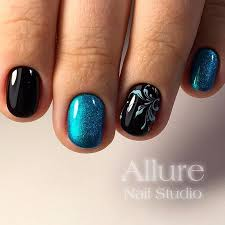 charming designs for rounded nails round nail designs and round