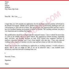 cover letter for preschool teacher aide kristal project edu