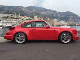 porsche 964 porsche 964 turbo 3 6 séléctionné par rs monaco
