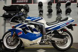 suzuki motorcycles gsxr featured listing 1992 suzuki gsx r750 rare sportbikes for sale