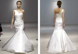 one shoulder wedding dresses 2011 simple silver one shoulder wedding dresses sang maestro