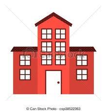casa disegno casa disegno isolato esterno icona grafico casa vettore