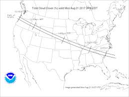 National Weather Forecast Map The Courier Eclipse Weather Forecast Best In West Least In East