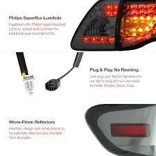 2010 toyota corolla brake light bulb phantom smoke led tail lights vipmotoz