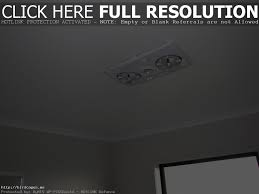 bathroom ceiling heat lamps lights decoration