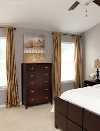 Makeover Bedroom - brother u0027s master bedroom makeover how to nest for less