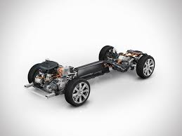 volvo xc40 forthcoming small suv set for plug in hybrid power