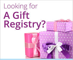 wedding gift registry barbados