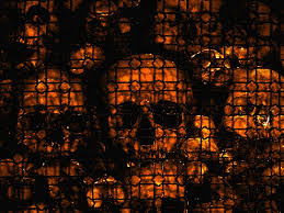 scary halloween wallpapers free scary skull wallpapers scary