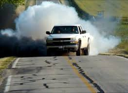 cummins truck rollin coal video coal rolling duramax repeatedly annihilates tires diesel army