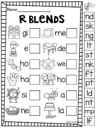 worksheets with ending blends for your format with worksheets with