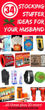fun stocking stuffers stocking stuffers for your husband 34 out of the box ideas to