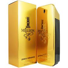 perfume halloween man 1 million for men by paco rabanne 6 7 oz edt spray walmart com
