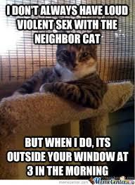 Horney Meme - meow so horney by sashad meme center